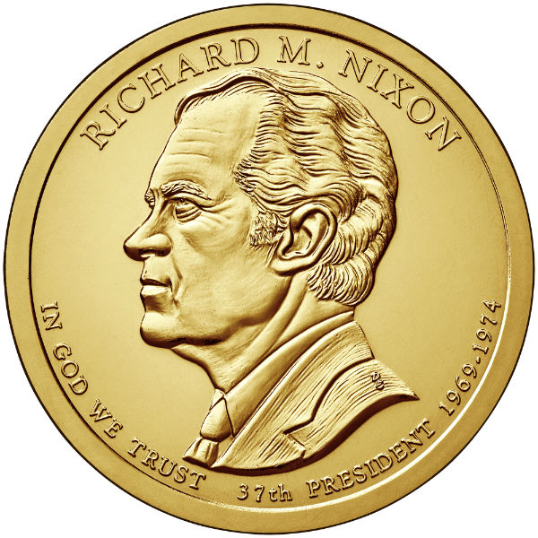 2016P $1 Nixon