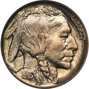 Nickel Five-Cent Pieces