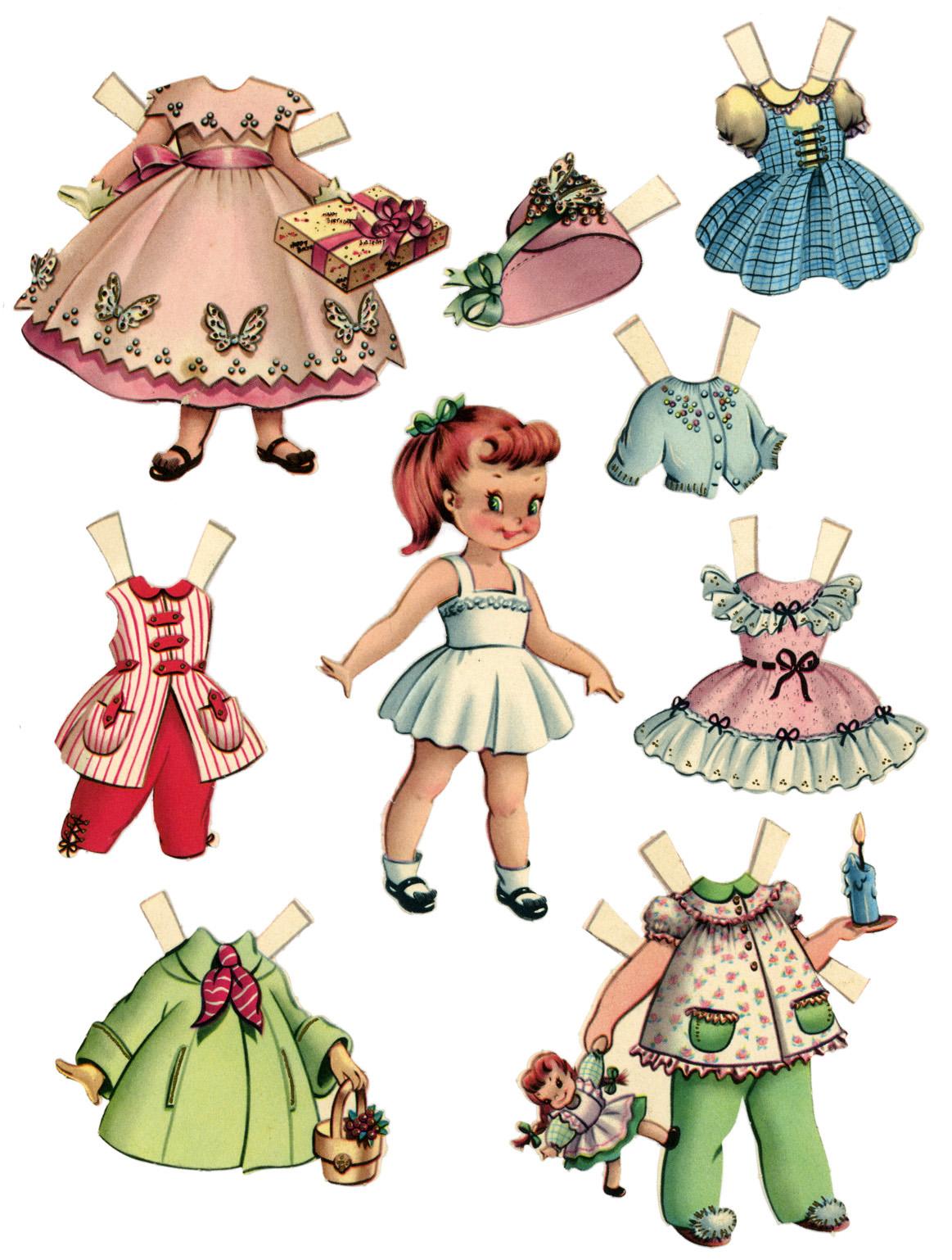 Bonecas De Vestir Ima De Geladeira