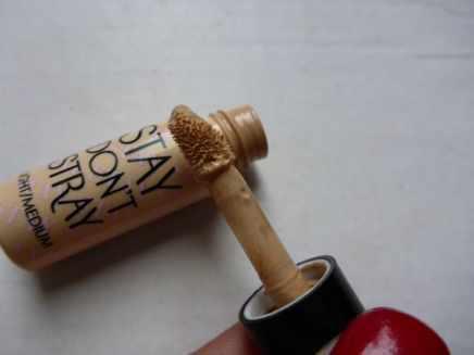 Tutorial Naked 2: Olho preto com esfumado vinho - Stay Don't Stray - Benefit (aplicador)