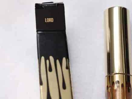 Birthday Edition Kylie Cosmetics Lord embalagem