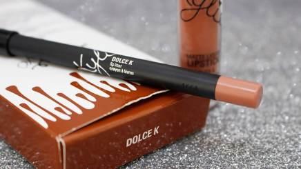Dolce K Kylie Cosmetics Lip Kit detalhe