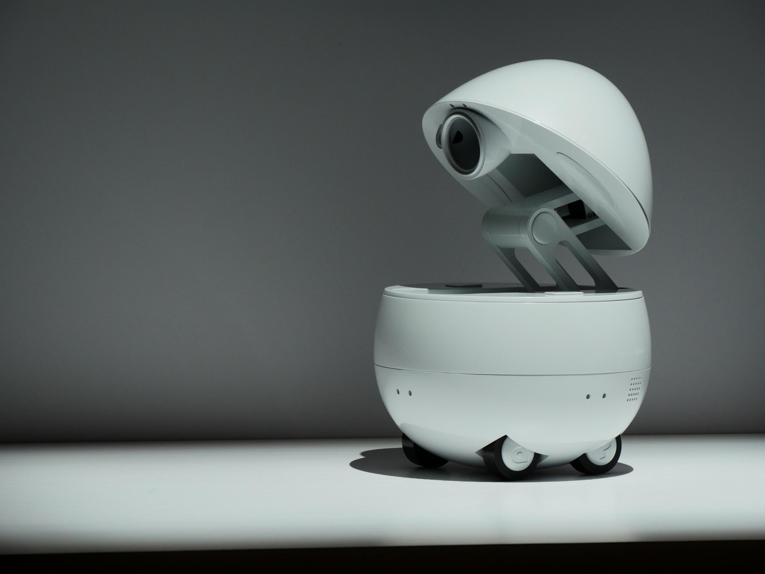 Robô Desktop da Panasonic