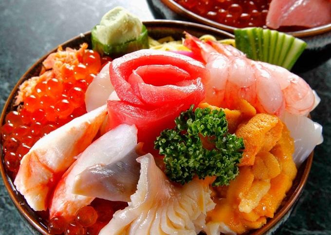 Hokkaido comida