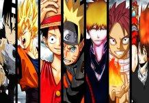 Animes do Japão