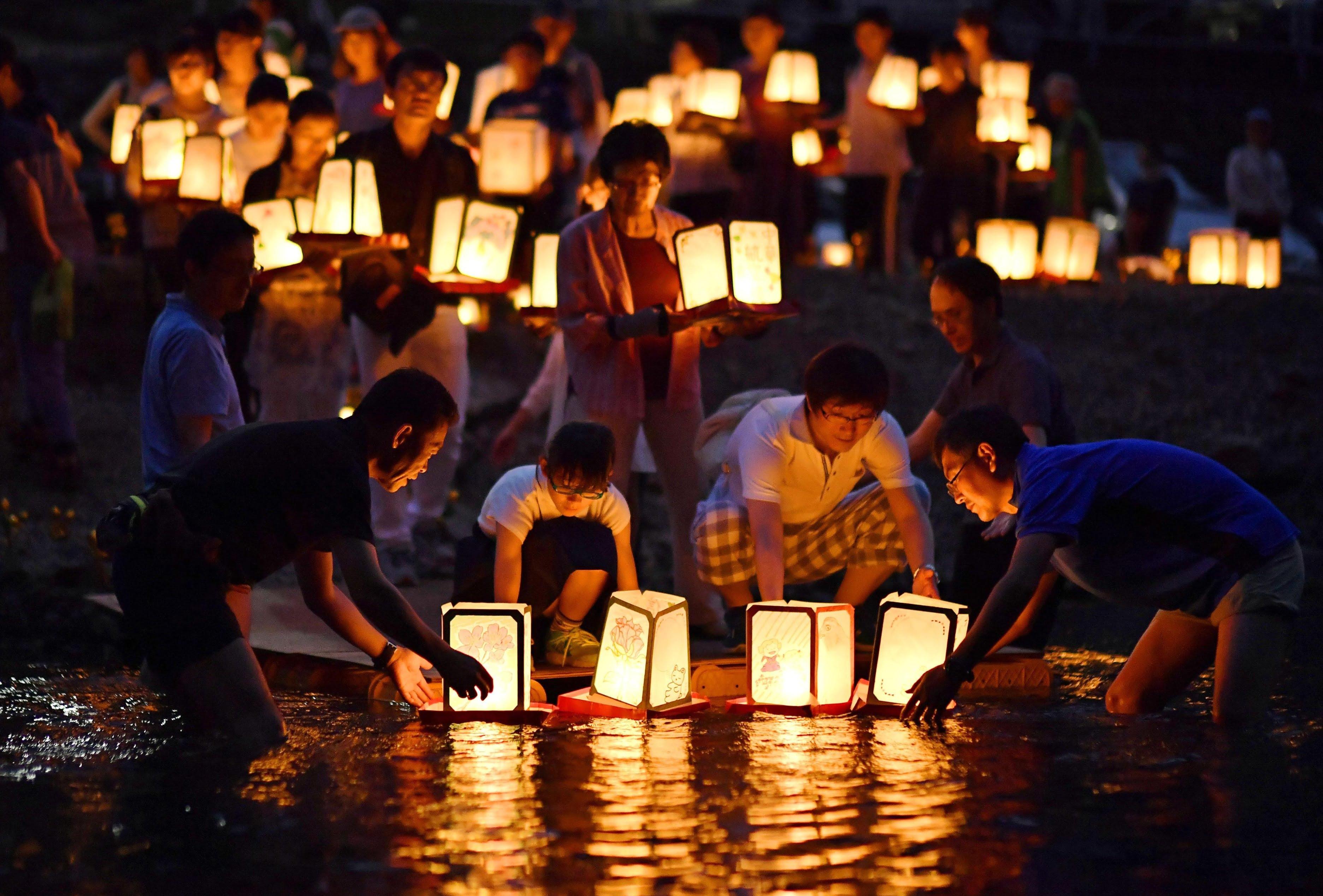 tradições japonesas