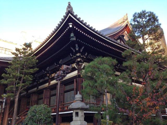 Honno-ji - Templo