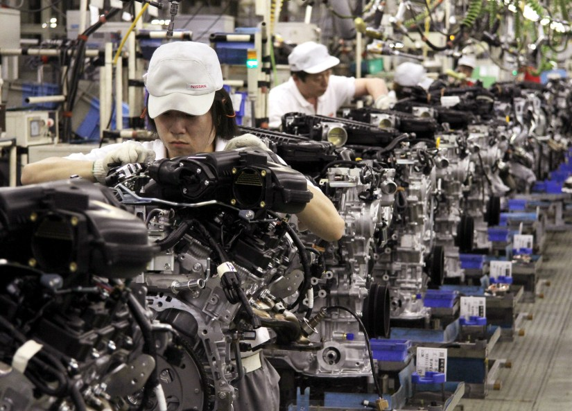 Industrialização no Japão