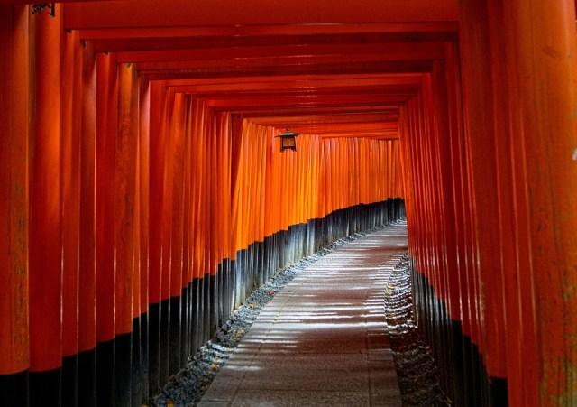 Fushimi Inari Taisha Shrine