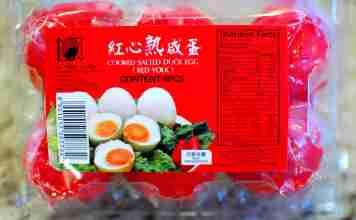 Pacote de ovo cozido no Japão
