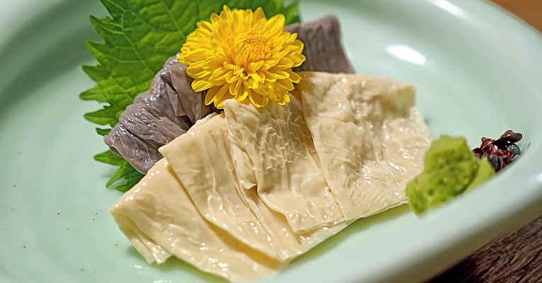 comida exótica no Japão