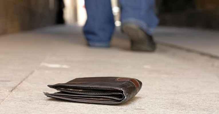 perder carteira