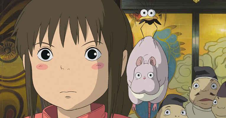 Curiosidades A Viagem de Chihiro
