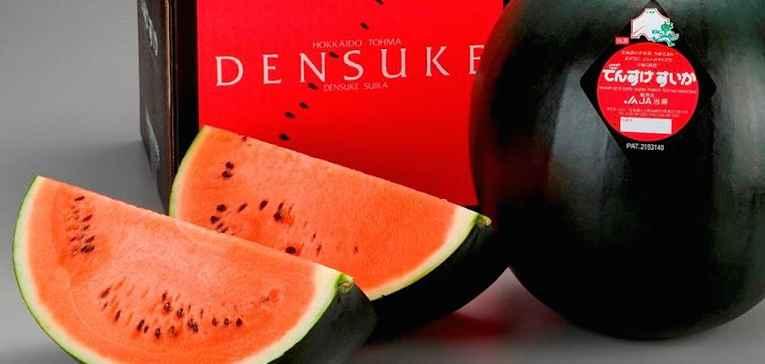 Melancia Densuke