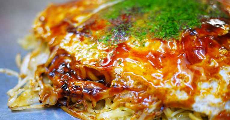 comidas de Hiroshima