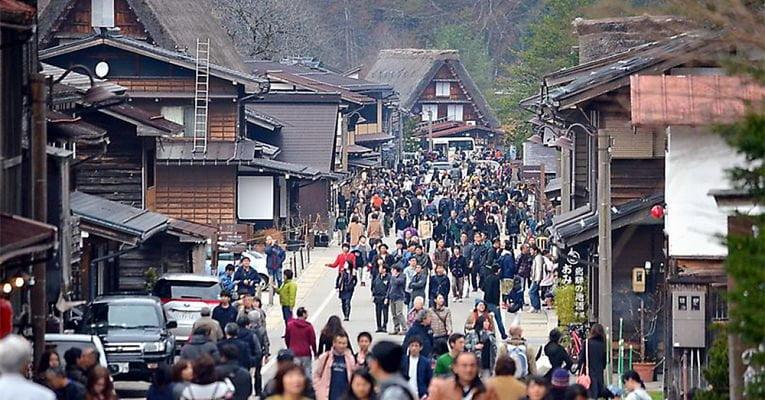Shirakawa go