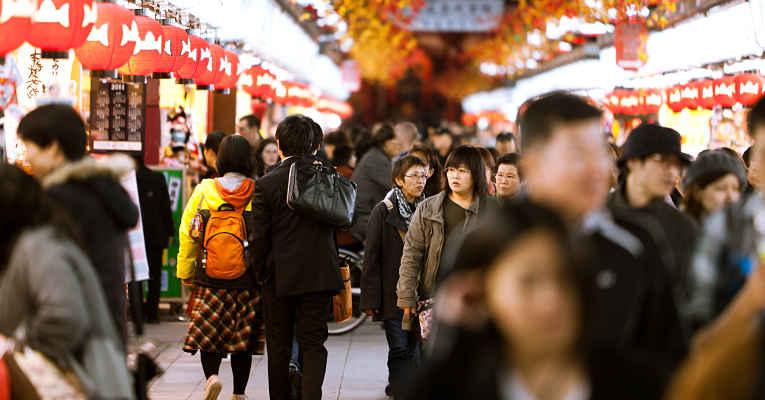 Locais turísticos do Japão