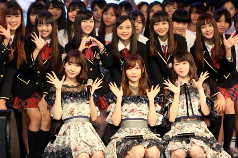 J-pop AKB48