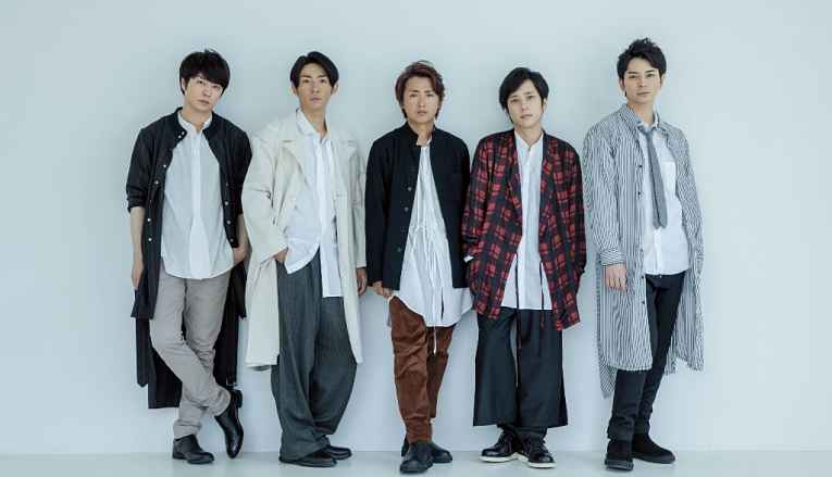 J-pop Arashi