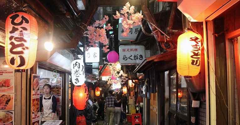 Restaurantes de Tokyo que ficam abertos de madrugada