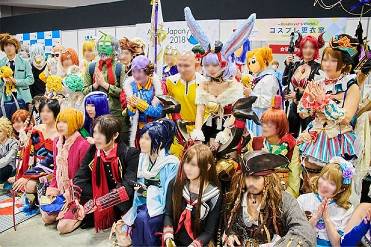 Evento Anime Japan de 2019