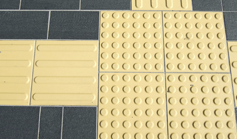Tenji blocks