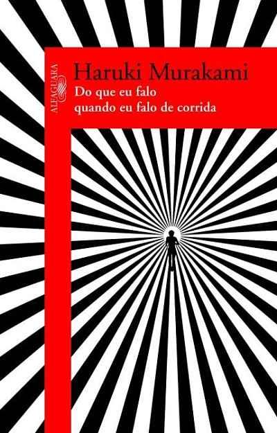 Capa do livro de Haruki Murakami