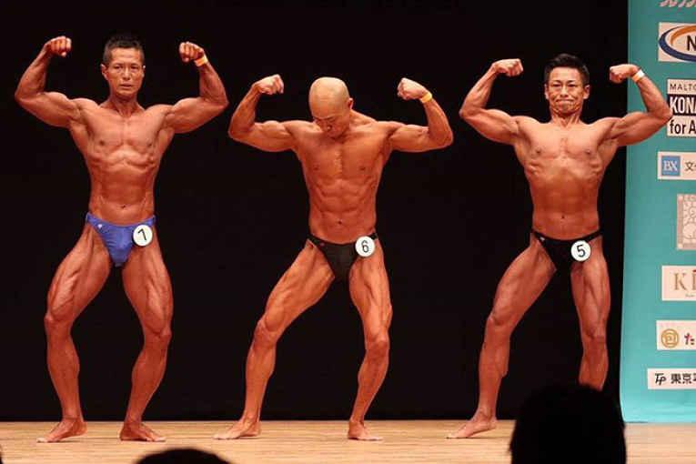 Shirapyon bodybuilder