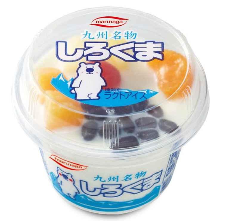 Sorvete Shirokuma Ice