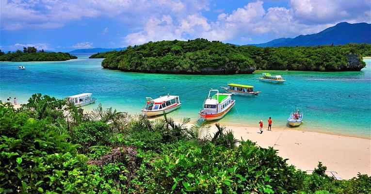 Ilha Ryukyu