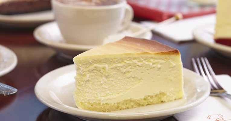 cheesecake no Japão