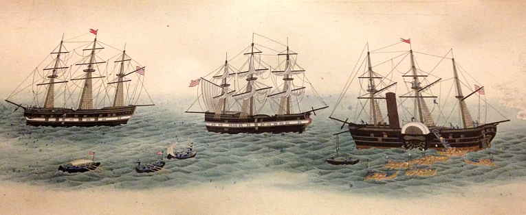 Navios americanos