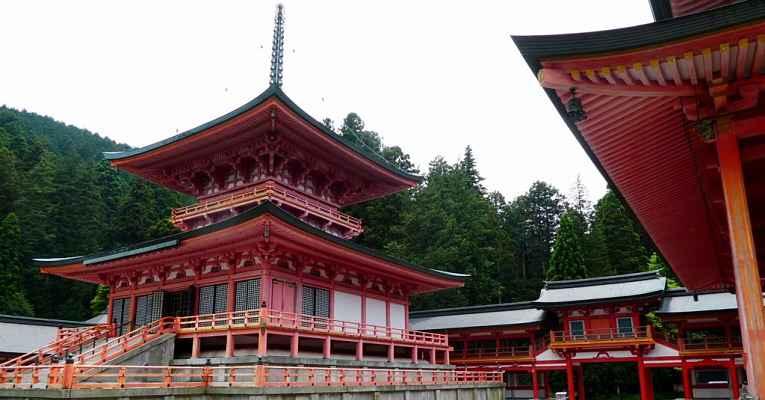 Detalhe do templo