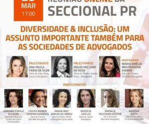 Rogéria Dotti participa de evento sobre diversidade e inclusão