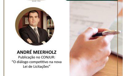 O diálogo competitivo na nova Lei de Licitações