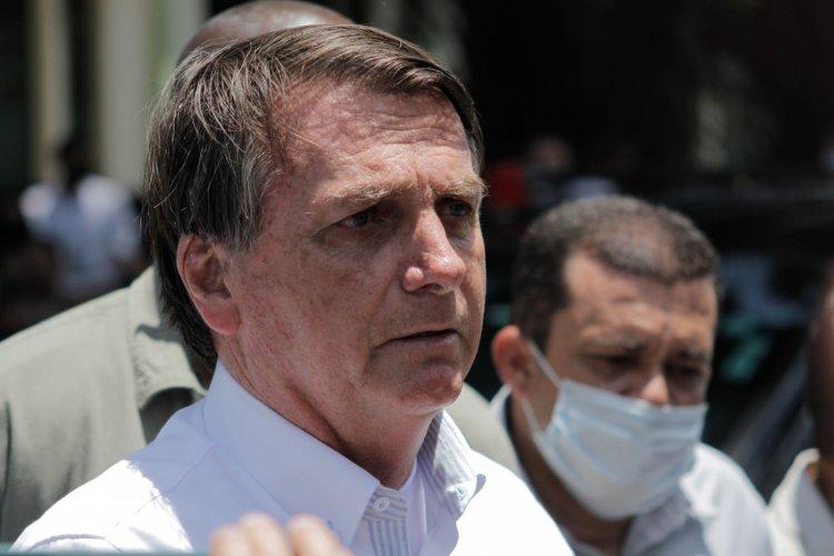 'Não encha o saco', diz Bolsonaro à CPI da Covid-19 por críticas ao tratamento precoce