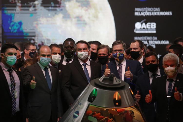 Brasil adere a programa da Nasa que quer levar homem de volta à Lua em 2024