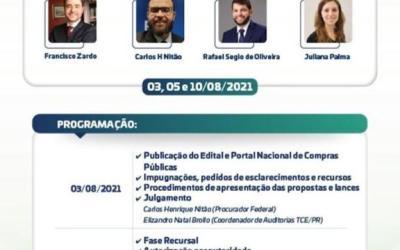 Francisco Zardo ministrará curso sobre Sanções Administrativas