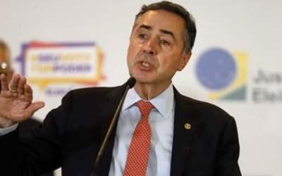 Discurso de 'se eu perder houve fraude' é de quem não aceita a democracia, diz Barroso