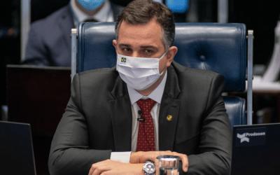 Rodrigo Pacheco admite mudança no teto de gastos: 'Temos a obrigação de dar solução ao programa social'