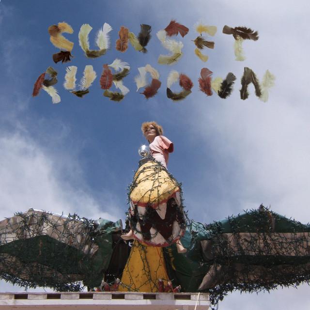 sunset rubdown - dragonslayer cover art
