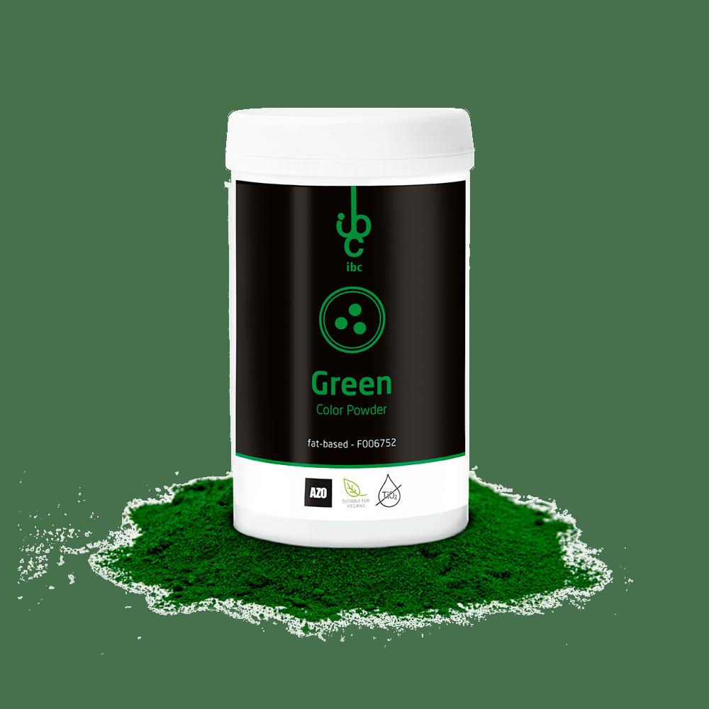 Zelená farba 100g F006752