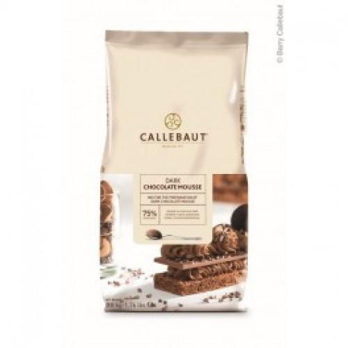 Mousse Callebaut horká čokoláda 0,8kg