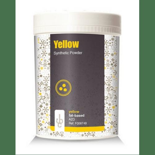 Žltá farba 100g F006749