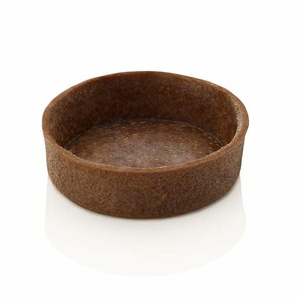 Tartelettes Filigrano čokoládové maslové 5,3 cm 144ks