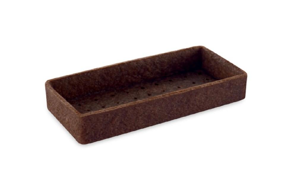 Tartelettes Filigrano čokoládové 7,3x3,3cm 162ks