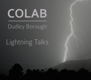 CoLab Lightning Talks logo