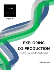 CoLab Report #1 Exploring Co-production