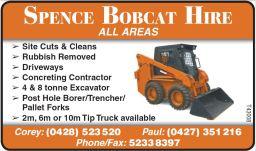 Spence Bobcat