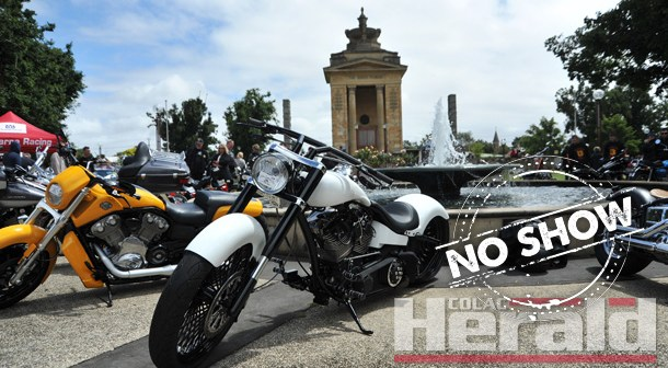 Committee cancels car and bike show
